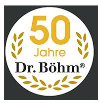 DR. BÖHM Jubiläumsaktion