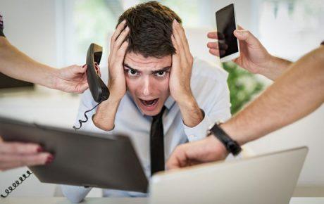 Schädlicher Stress – was tun?
