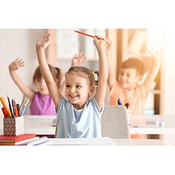 Zu Schulbeginn das kindliche Immunsystem stärken