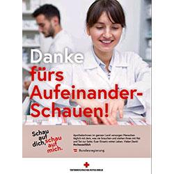 Gratis Medikamenten- und Lebensmittelzustellservice in 1030 Wien