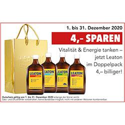 Leaton Doppelpack -€4