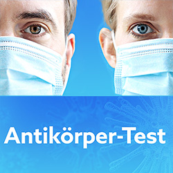 Wodurch unterscheidet sich ein COVID-19-ANTIGEN-SCHNELLTEST von einem Antikörper-Test?