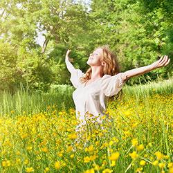 Sonne und Natur genießen!